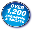 Over 1200 Acronyms