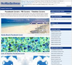 Free Timeline Covers Homepage