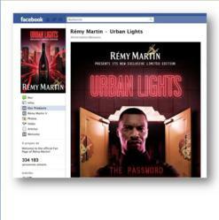 Vanksen lance une campagne aux Etats-Unis pour Rémy Martin