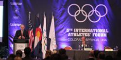 IOC Athletes' Forum ends with calls for tough action on doping and tighter control of entourages
