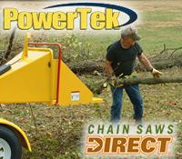 powertek chipper, powertek chipper shredder, powertek wood chippers