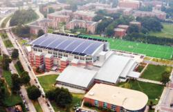 Heliocol Solar Pool Heating used at Georgia Tech in Atlanta