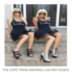 THE COPE TWINS IN LUICHINY