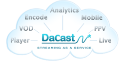 DaCast Online Video Service