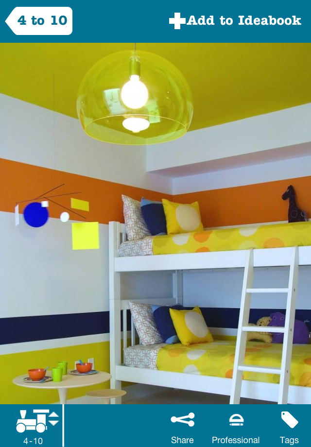 Create The Perfect Kid Space With Free Mobile App From Houzz