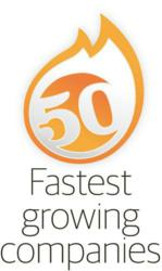 Washington Business Journal 50 Fastest Growing Companies