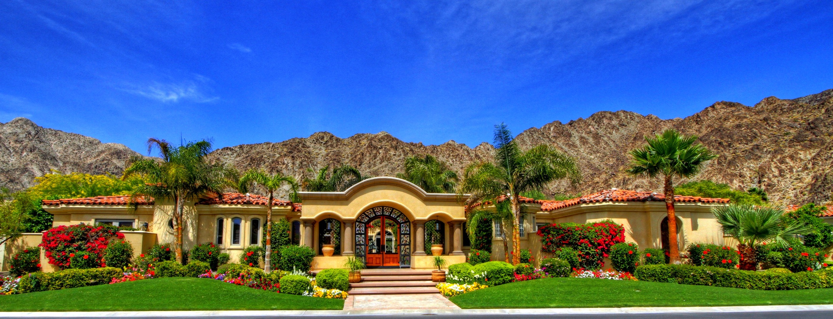 La quinta ca luxury real estate big winner at humana s pga for Real house