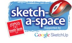 Sketch-A-Space supported by Google SketchUp
