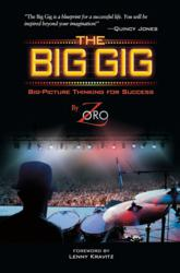 The Big Gig: Big-Picture Thinking for Success book cover scan (Alfred Music Publishing)