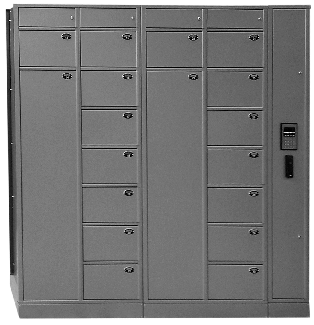 Leid Products Introduces New Biometric Evidence Storage