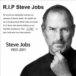 R.I.P. Steve Jobs