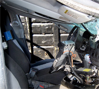 Havis Docking Station in Maricopa County Sheriff's Crashed SUV