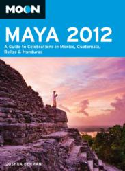 Moon Maya 2012 travel guidebook