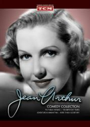Jean Arthur,  Jean Arthur Comedy Collection, classic comedy movies