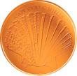 Cape Cod C Shells Issues First in a Series of Copper Coins for...