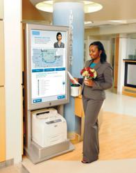 hospital wayfinding system