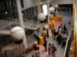 The Grand Lobby in YBCA's Galleries and Forum Building