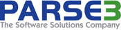 Software Solutions Company, Parse3, logo