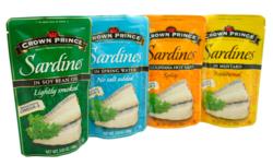 Sardine Pouches