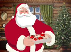 'Santa and Rudy' [Christmas e card] from Katies Cards http://www.katiescards.com/ecard-category-christmas-7763.aspx