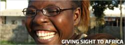 Specsavers provides glasses in Zambia