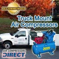 truck mount air compressor, best truck mount air compressor, top truck mount air compressors, best truck mount compressors