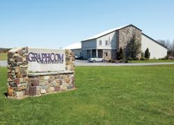 Graphcom Incorporated gained space and saved money with their Datum TrakSlider System.