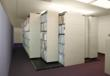 The TrakSlider saved enough floor space to allow Graphcom to combine an entire department without renting or building additional storage.