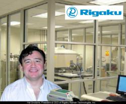 Hal Grodzins, CEO of Rigaku Raman Technologies, Inc.