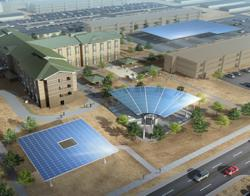 MCAGCC Solar Rendering