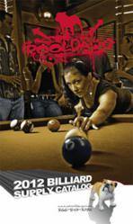 PoolDawg's 2012 Billiards Catalog