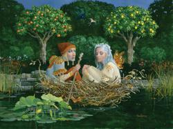 The Nest - James Christensen - World-Wide-Art.com