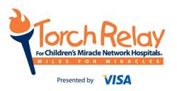 Children's Miracle Network 2011 Torch Relay, CMN, 2011 torchy relay