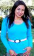 Sandra Alvarado wearing LIGHTWALKER belt