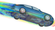 Complex Aerodynamic Simulation of Porsche Panamera Underbody using PowerFLOW