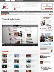JOLPress nouvel acteur du journalisme online a réussi son installation dans l'Univers du 2.0