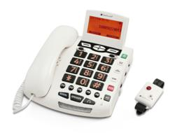 ClearSounds CSC600ER UltraClear Amplifying Emergency Connect Speakerphone The ClearSounds CSC600ER UltraClear Amplifying Emergency Connect Speakerphone gives its users security and confidence to continue with daily activities and maintain their independen