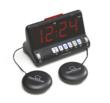 ClearSounds SW200 Shake Up Wake Up Alarm Clock is both a sound and visual alarm. It will be showcased in the 2011 LeadingAge Idea House.