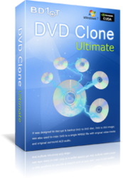 BDlot DVD Clone Ultimate V 3.0