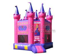 Commercial Inflatable Princess Castle Bouncer