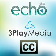 Echo360 / 3Play Media Captioning Integration