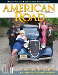 American Road magazine, road trip, Wabasha Street Caves, Minneapolis, Minnesota, Gangsters, prohibition-era