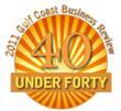40 under 40 Gulf Coast Business Review Rafferty Pendery