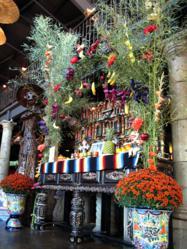 Dia de los Muertos altar at No Mas!