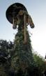 No Mas! nine foot wrought iron Catrina