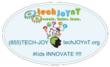 techJOYnT l3c bumper sticker