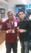 Yo Gotti and Ethan Storme of Avianne & Co Jewelers