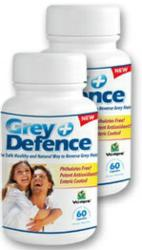 Gray Hair Pill: Grey Defence&amp;reg;