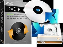 WinX Free DVD Ripper