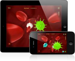 Good Blood for iPhone, iPad and iPod Touch - now on the App Store